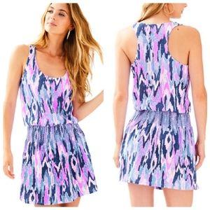 NWT Lilly Pulitzer M MEDIUM Tideline Tank Dress